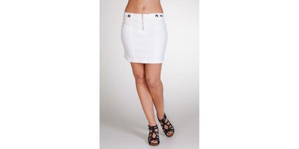 Dámska biela sukňa Stix