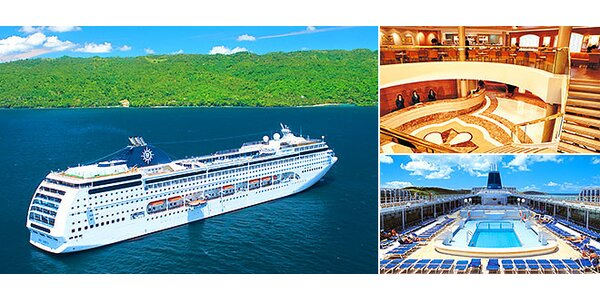 Luxusná plavba loďou po Stredomorí