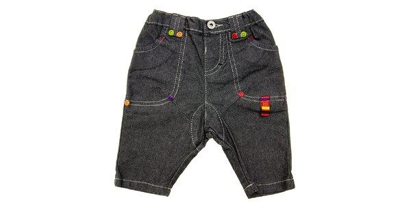 Detské čierne nohavice Tuc Tuc