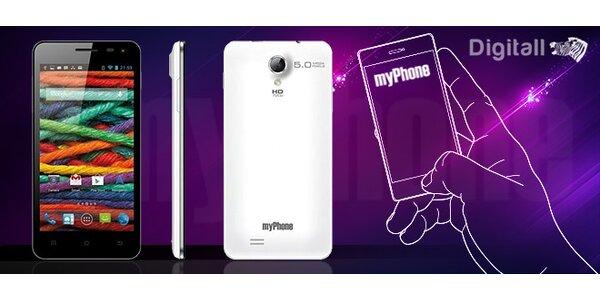 Smartfón myPhone NEXT S