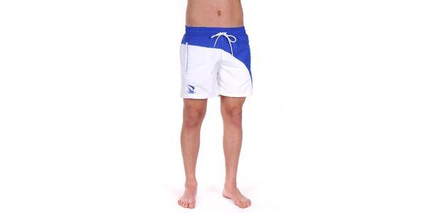 Pánske modro-biele plavky Giorgio di Mare
