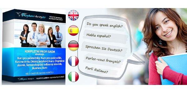 Naučte sa cudzie jazyky svojím tempom a doma!