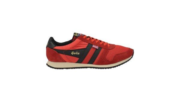 Pánske červené tenisky Gola