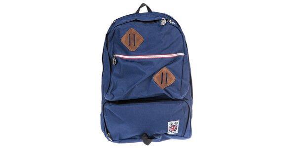 Modrý ruksak Gola