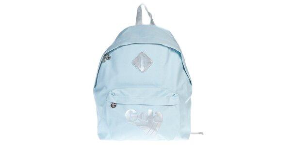 Svetlo modrý ruksak Gola