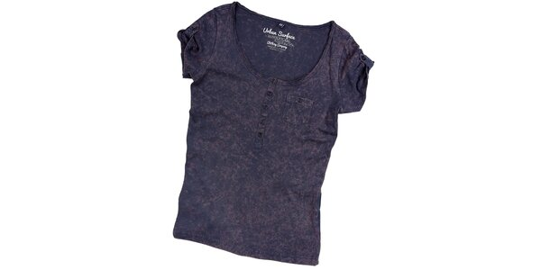 Dámske tričko s náprsným vreckom Urban Surface
