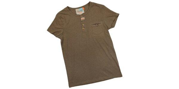 Pánske tričko s náprsným vreckom Urban Surface