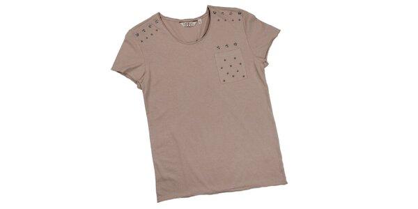 Pánske tričko s krátkym rukávom a hviezdami 98-86