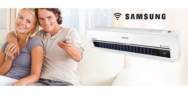 Klimatizácia Samsung s Wi-Fi