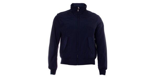 1f86a87dcbc0 Pánska tmavo modrá bunda Refrigue