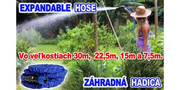 Záhradná Hadica 30m LEN za 22,90 € + rozprašovač ZADARMO