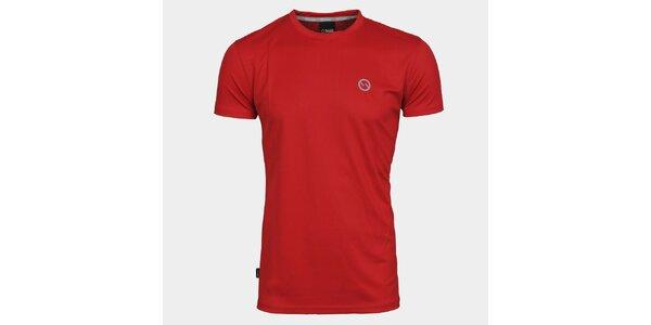 Pánske červené tričko Sweep