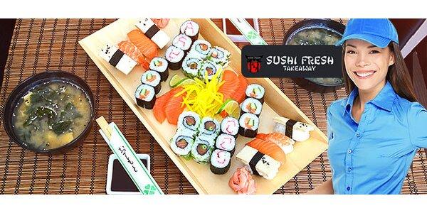 Sushi set na donášku