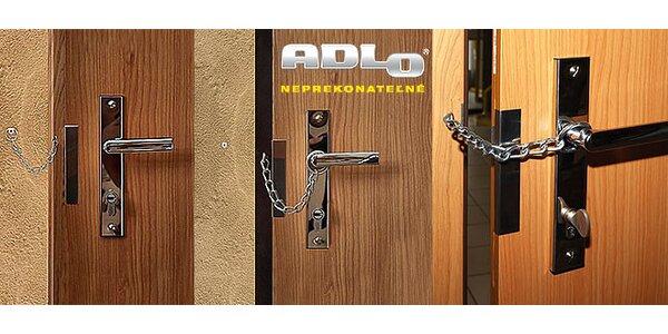 ADLO bezpečnostná retiazka na dvere