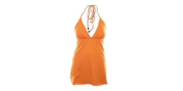 Dámske oranžové tielko Fundango
