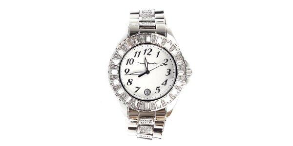 Dámske hodinky z nerezovej ocele Yves Bertelin