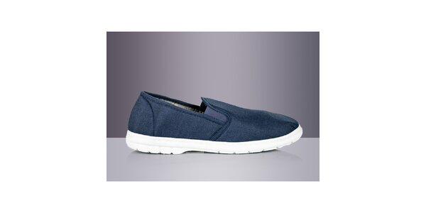 Pánske tmavo modré topánky Gordini