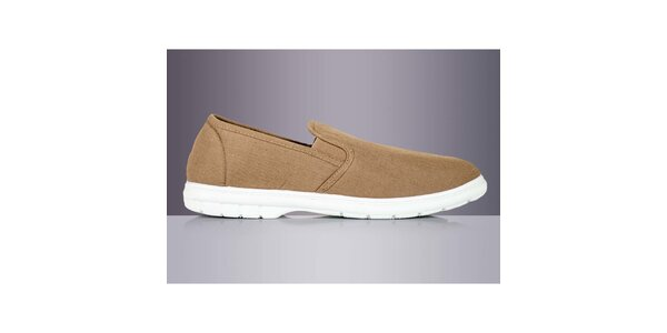 Pánske hnedé topánky Gordini