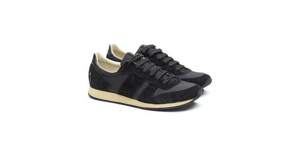 Dámske čierne športové tenisky Shoe the Bear
