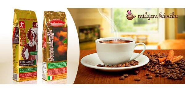 Afrodiziakálna káva alebo fitness nápoj