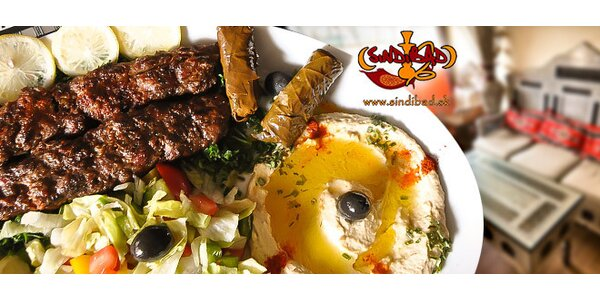 Arabské menu Sindibád