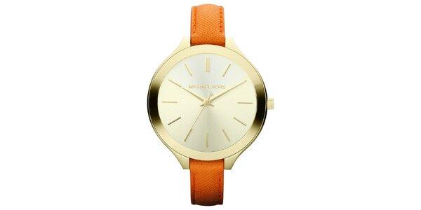 Dámske minimalistické hodinky Michael Kors