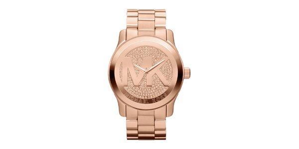 Dámske hodinky z ušľachtilej nerez ocele Michael Kors