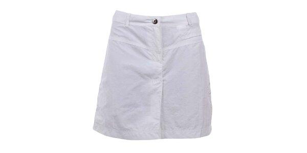 Dámska krémovo biela športová sukňa Hannah