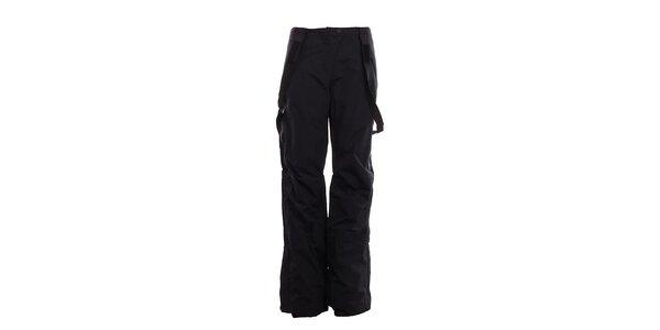 Dámske čierne športové nohavice s membránou Hannah