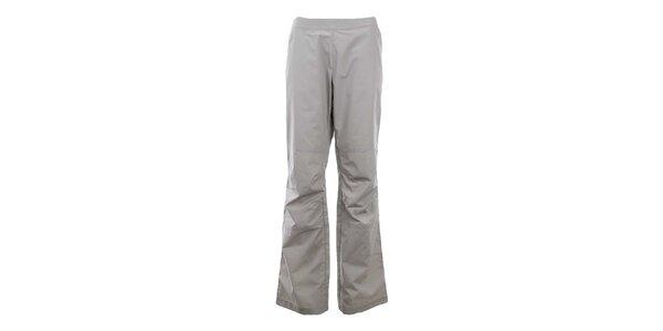 Dámske šedobéžové nohavice Hannah