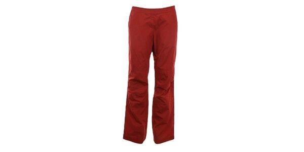 Dámske červené nohavice Hannah