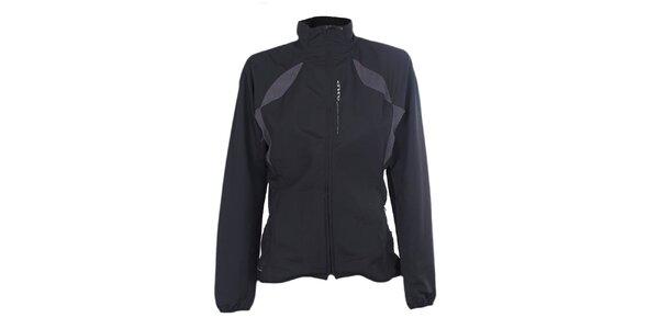Dámska čierna športová bunda Hannah