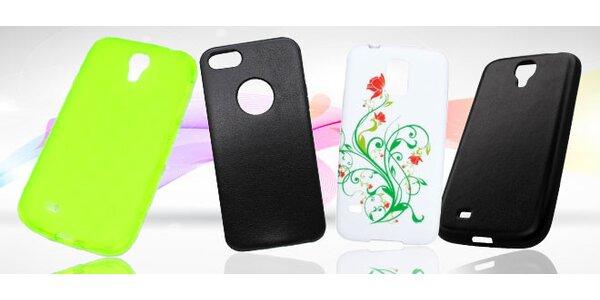 Kvalitné puzdra na iPhone a Samsung