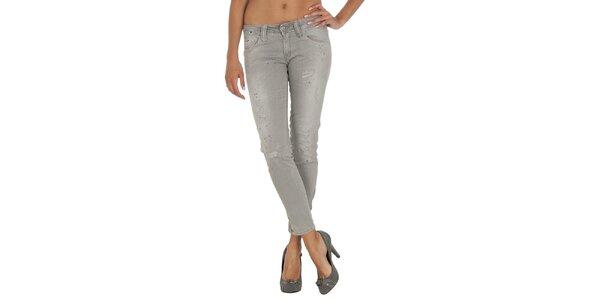 Dámske džínsy s obnoseným efektom Tommy Hilfiger