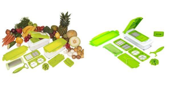 Univerzálny krájač na ovocie a zeleninu