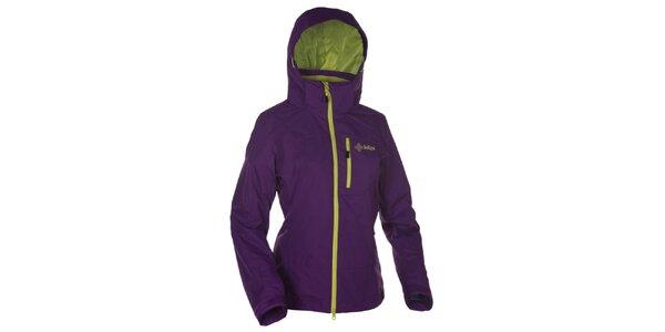 Dámska fialová outdoorová bunda Kilpi
