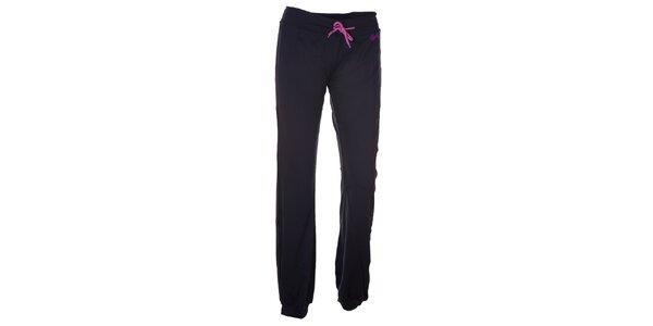 Dámske čierne športové nohavice Kilpi