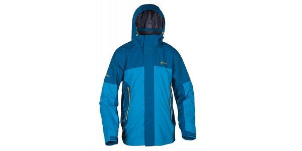 Pánska modrá technická bunda Kilpi