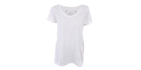 Dámske biele tričko Timeout