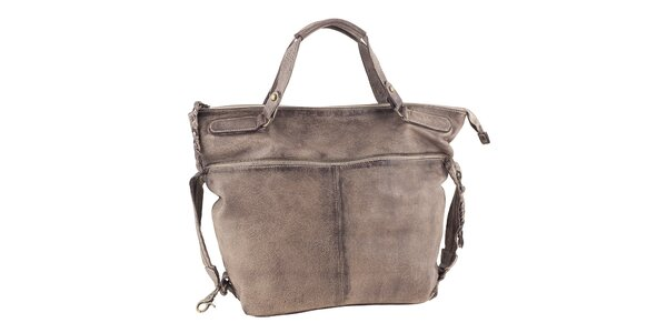 Dámska kabelka z kože Amylee