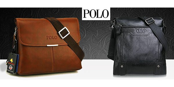 Štýlové pánske tašky POLO