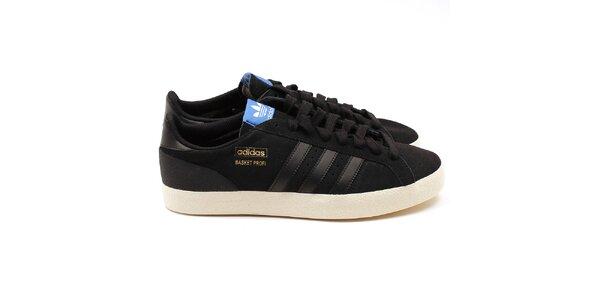 Pánske tenisky s tmavými prúžkami Adidas