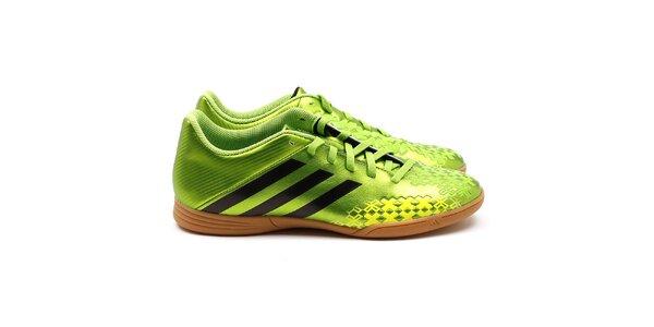 Tréningové zelené topánky Adidas
