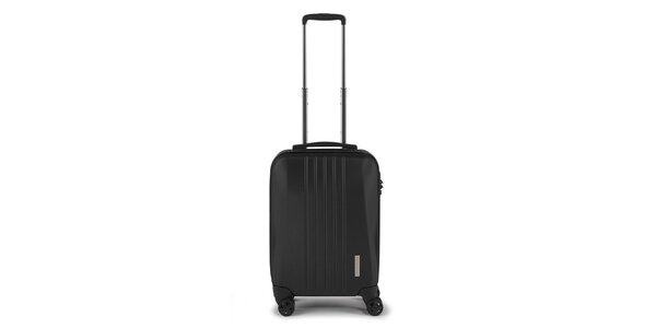Cestovný čierny kufor Esprit