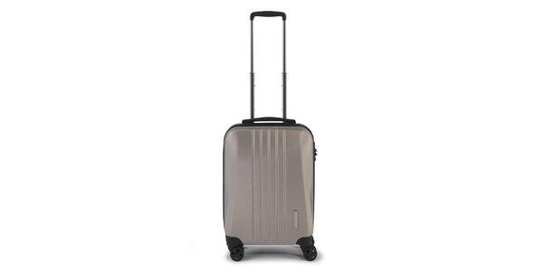 Cestovný kufor vo farbe taupe Esprit