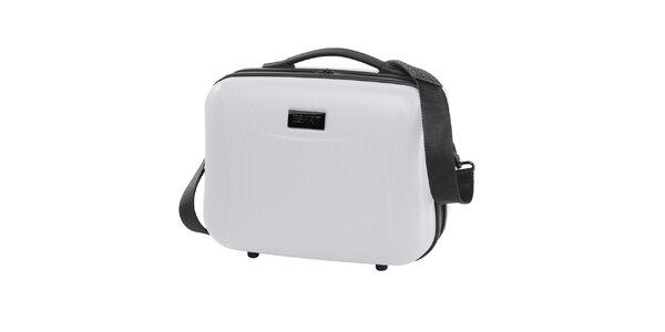 Cestovný svetlý kozmetický kufrík Esprit