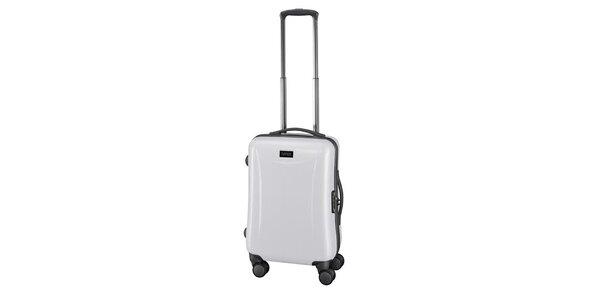 Svetlý príručný kufor na kolieskach Esprit