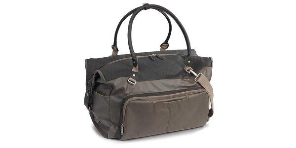 Hnedá cestovná taška Esprit