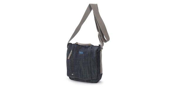 Modrá taška cez rameno Esprit