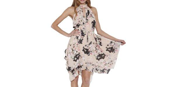 Dámske šaty s kvetinami Angel Eye